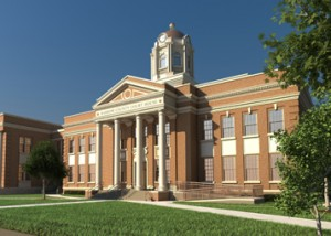Photo of Barrow County Courthouse