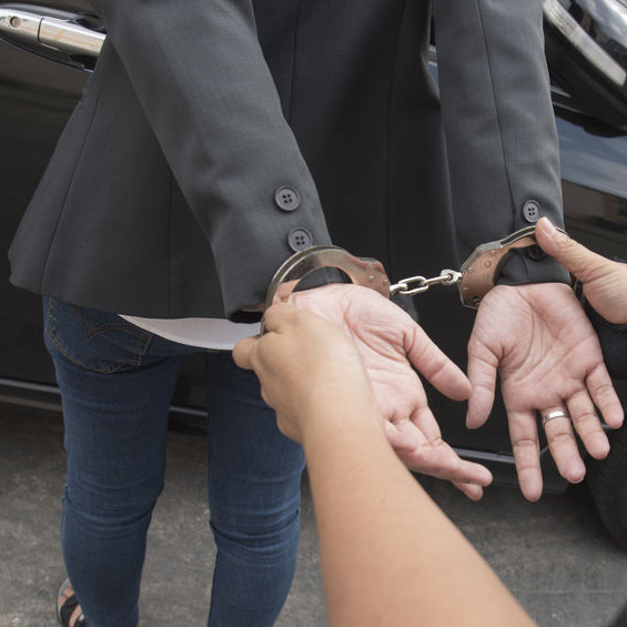 arrested after a domestic violence dispute