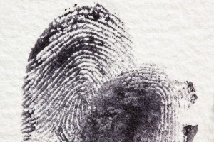 Photo of fingerprints