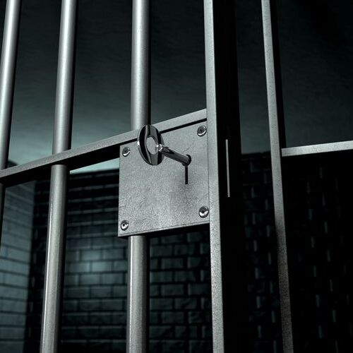 bail bond services for inmate in jail cell