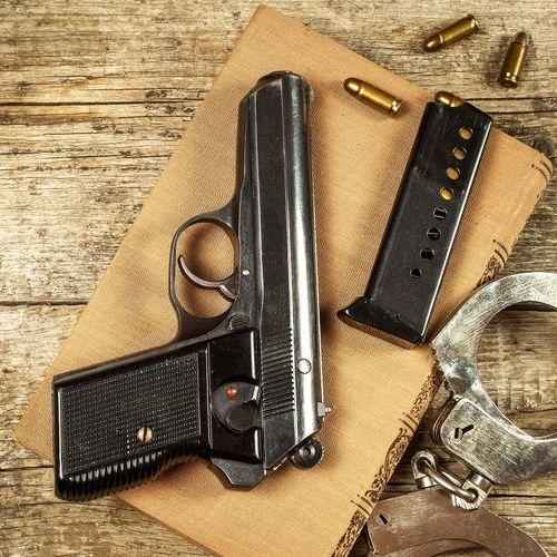 weapons violation bail bonds